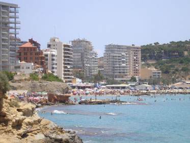 Calpe Pictures Costa Blanca Spain